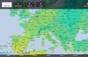 View detailed temperature, precipitation, cloud, radar, satellite maps