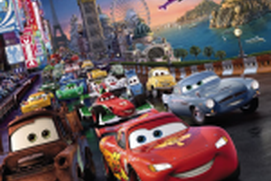 Disney Cars Crazy Race HD