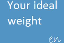 BMI Ideal Weight