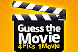 Guess The Movie - 4 Pics 1 Movie