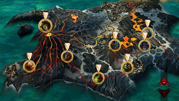 Explore the vast world of Haradon