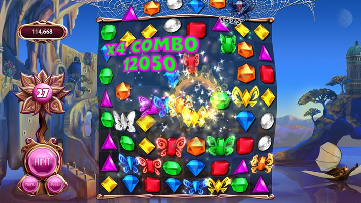 cant play bejeweled 3 on windows 10