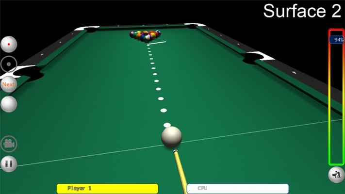 Pool 8 US
