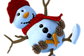 Chicken Invaders 5 Xmas HD