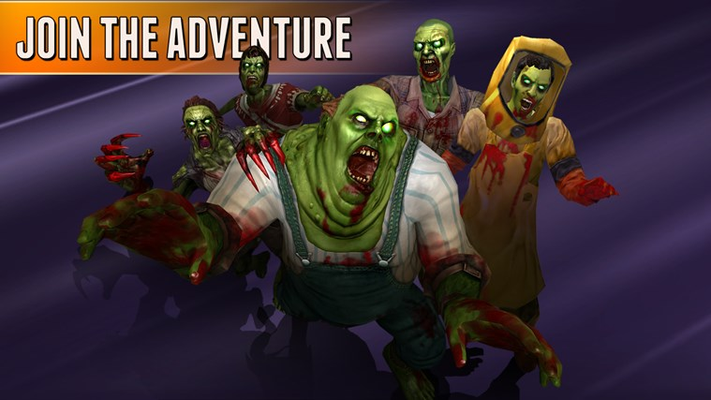 Multiple zombie classes each with their own method of attack. From the ranged spitter to hulking damage absorbing tank.