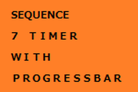Sequence 7 timer
