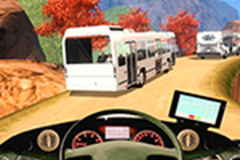 Off-Road Tourist Bus Driver