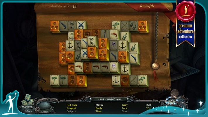 Nightmares From The Deep: The Cursed Heart for Windows 8