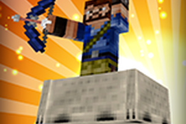 MineCart Survival - 3D Mine Cart Game for MineCraft