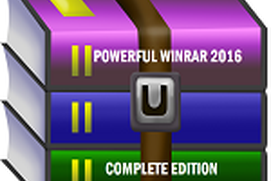 WINRAR 2016 FULL EDITION