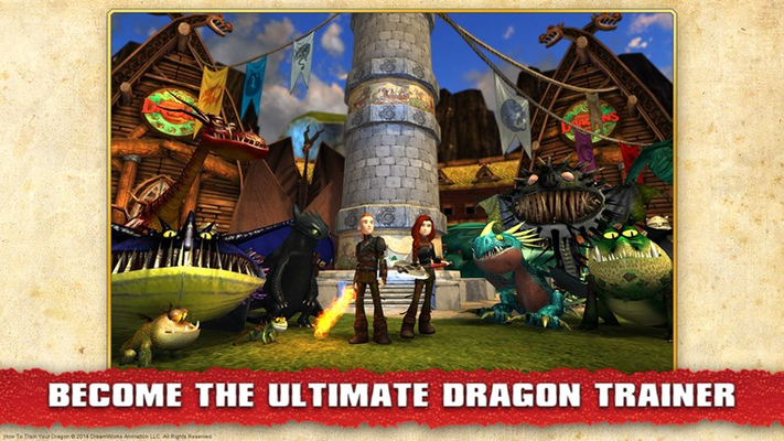 Become the Ultimate Dragon Trainer