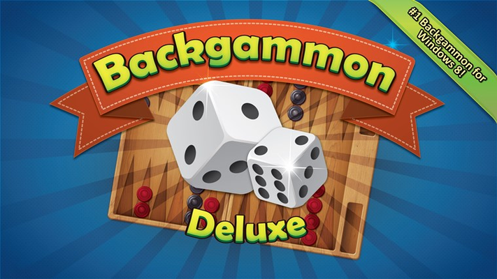 Backgammon Deluxe for Windows 8