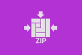 Zip RAR 7Z