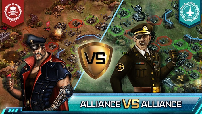 Fight Against other Alliances