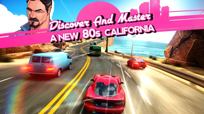 Discover and master a new '80s California!