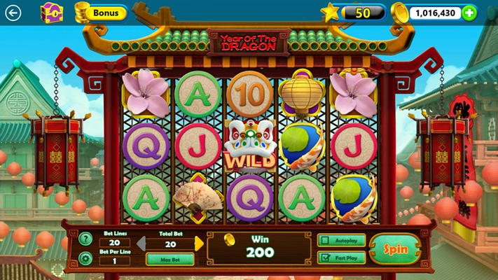 Celebrate Chinese New Year with an explosive jackpot!