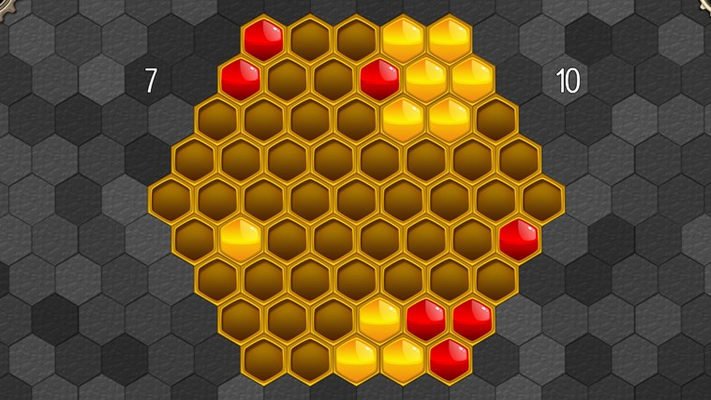 Honey puzzle