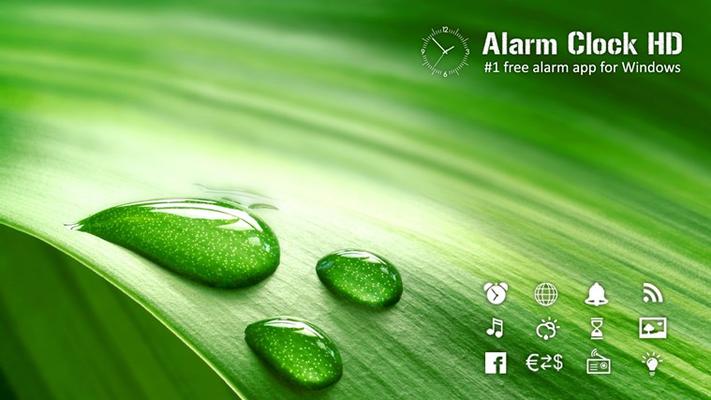 #1 FREE alarm app for Windows