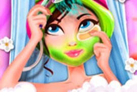 Princess Bath Spa Salon - Casual Games for Girls