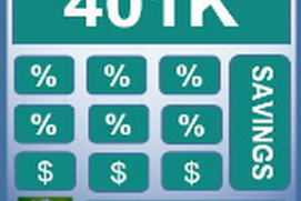 401K Contribution Calculator