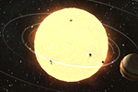 Solar System - The Planets 3D