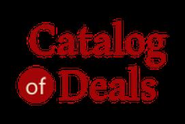 Catalog of Deals