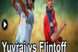 Yuvraj 6 Sixes in T20