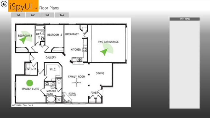 Floorplan View