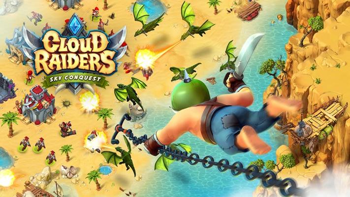 Cloud Raiders for Windows 8
