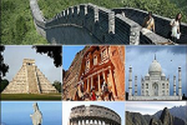 wonders of the world past and present