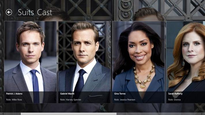 Watchlist for Windows 8