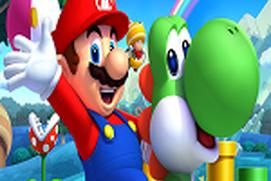 Um pouco de Super Mario