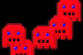 Space War - Red Alert, 8-Bit Edition