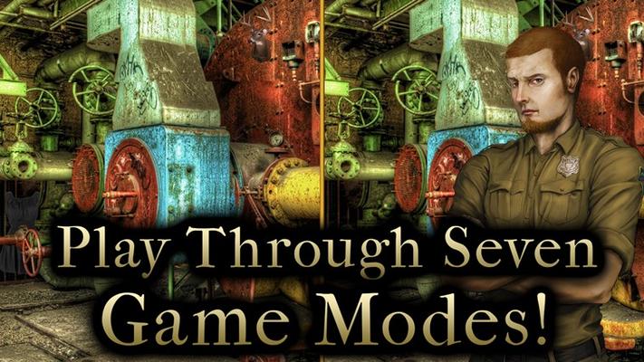 Play Through Seven Game Modes!