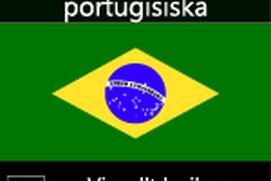 Lär dig portugisiska-Visuellt lexikon