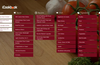 Navigate your cookbook quickly and easily using Windows Semantic Zoom functionality.
