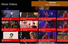 Taylor Swift Videos for Windows 8