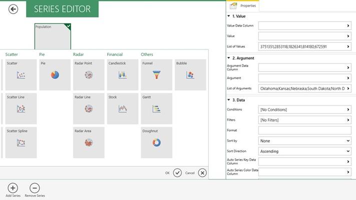 Stimulsoft Designer for Windows 8