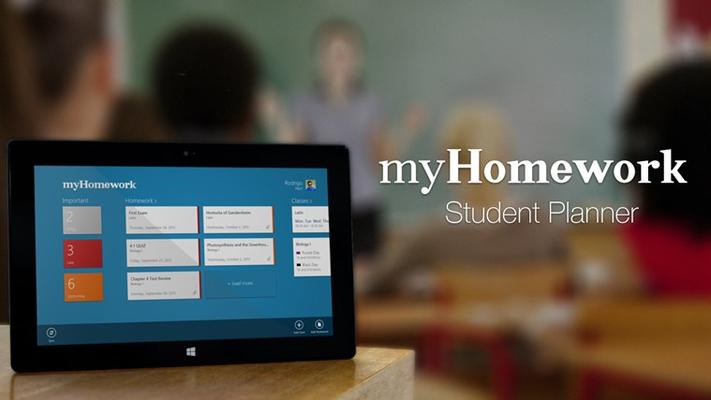 myHomework Student Planner