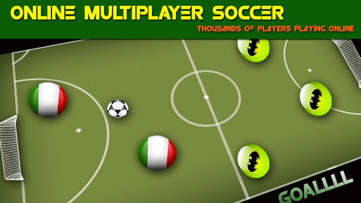 Air Soccer Fever for Windows 8