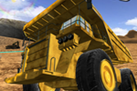 Extreme Hill Mining Driver 3D - Mountains Tunnels
