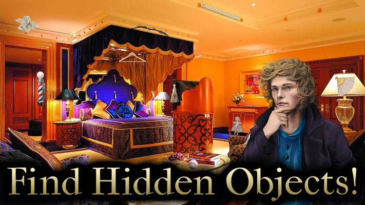 Find Hidden Objects!