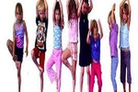 Yoga Asanas for Children.....