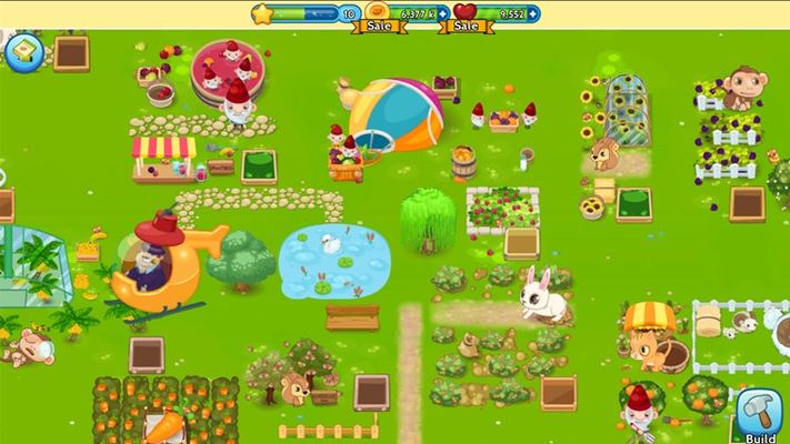 Farm - Happy Garden Island for Windows 8