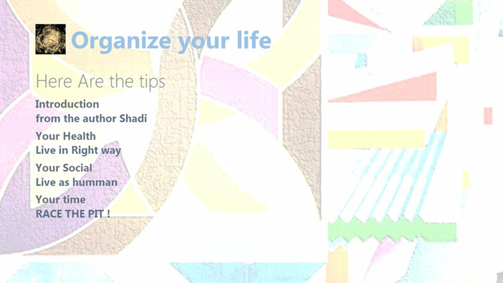 Organize Your Life For Windows 8 And 8 1