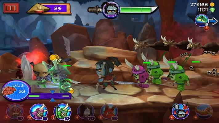 New Undead Minions!