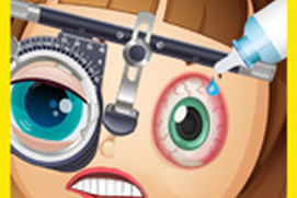 Eye Care Surgeon - Doctor Games for Kids