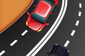Car Chase Crash - Robbers vs. Police