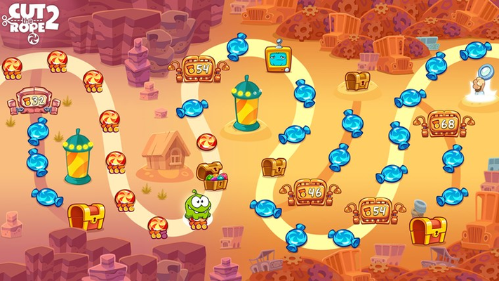 ALL NEW ADVENTURES FOR OM NOM