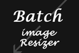 Batch Image Resizer